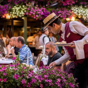 Jedan od najstarijih restorana – Restoran Šešir moj
