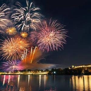 Doček Nove 2020 godine Beograd