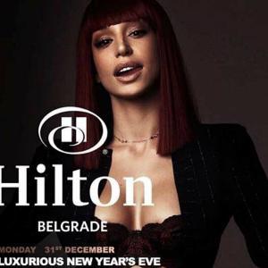 Nova godina 2020 hotel Hilton