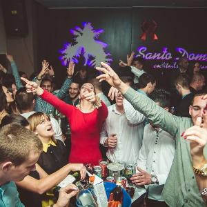 Najpopularnije estradne zvezde u Klub baru Santo Domingo