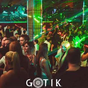 Fantastična žurka u klubu Gotik Kuda Veceras
