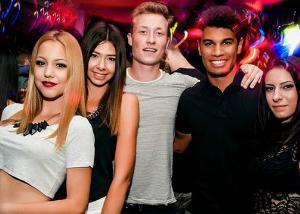 RnB žurka u Klubu 94