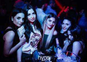 Najbolje RnB žurke u Klubu Hype