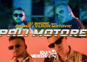 DJ SHONE FEAT  2BONA X VLADA MATOVIC - PALI MOTORE