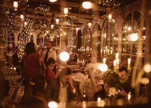 Novogodišnja noć u restoranu Hyde park