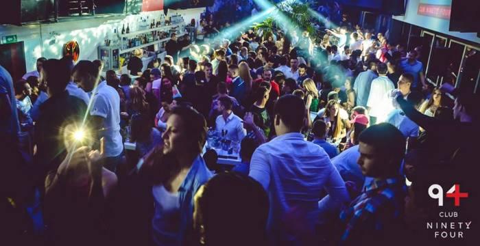 Club Nighty Four Beograd