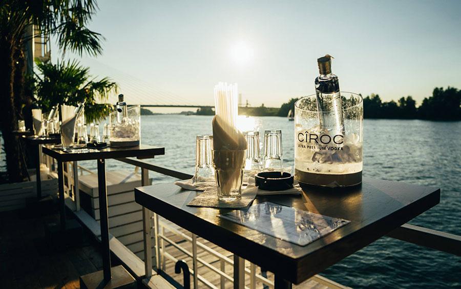 River club Lasta Belgrade