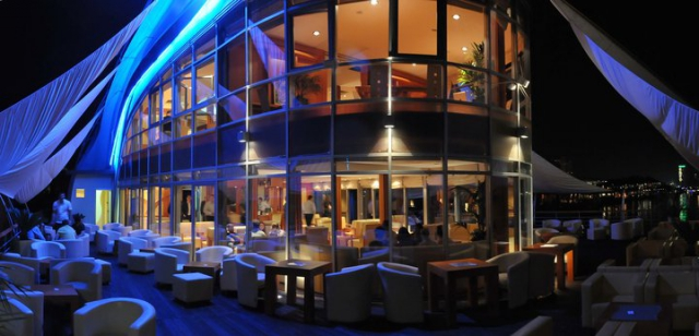 splav restoran sirena docek nove godine