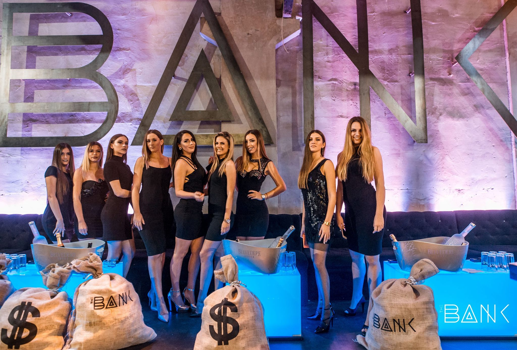 club the bank