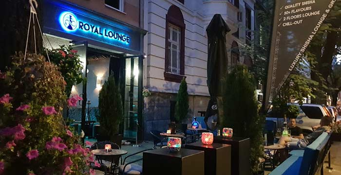 royal lounge nargila bar
