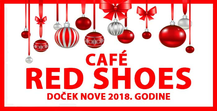 cafe red shoes nova godina