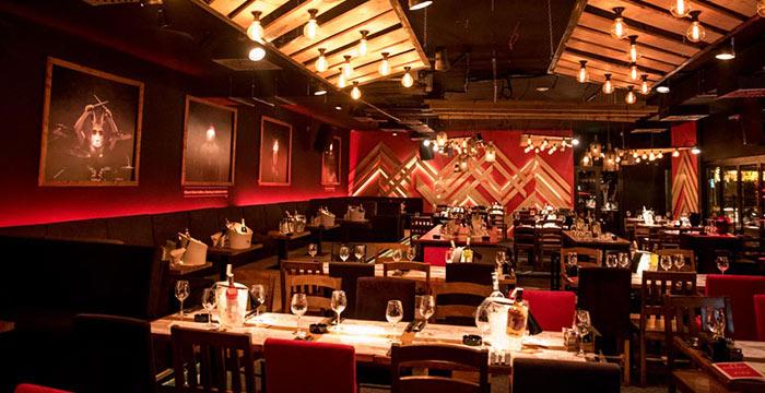 klub restoran Baraka docek nove godine