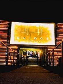 Splav Bridge Nova godina