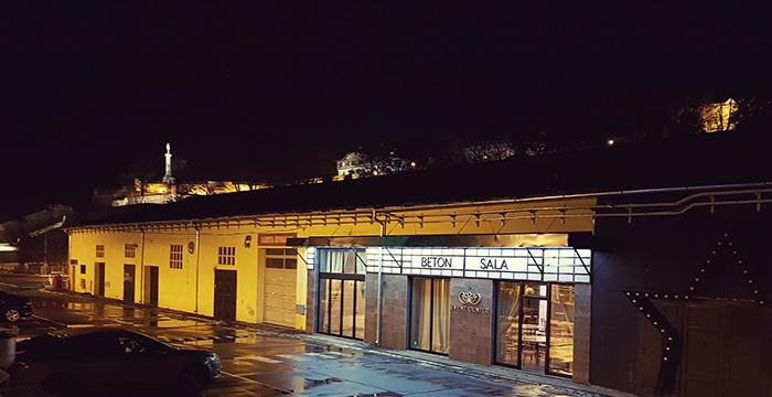 restoran beton sala nova godina