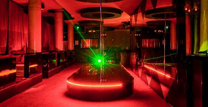Noćni klub Romansa Nova godina