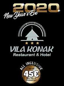 Vila Stari Konak Nova godina