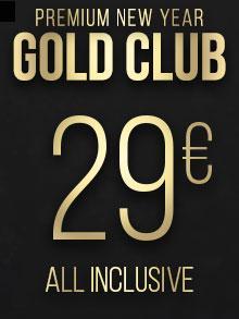 Gold Club Nova godina