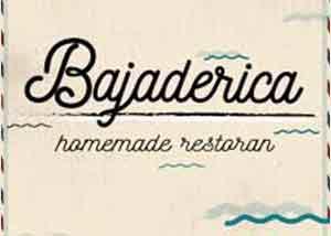 Bajaderica Restaurant, Belgrade