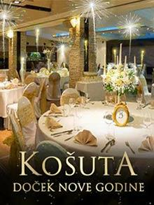 Restoran Košuta Nova godina