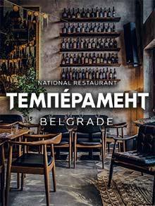 Restoran Temperament matinee