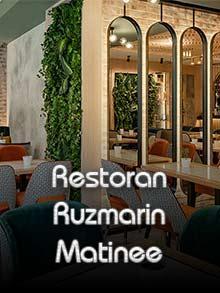 Restoran Ruzmarin Matinee Nova godina