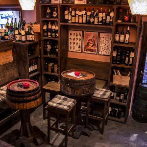 barbaresco wine shop and bar