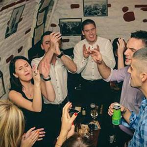 Tavern Staro burence belgrade