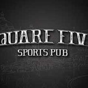 Square Five Bar, belgrade