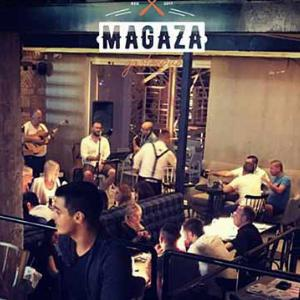restaurant pub magaza