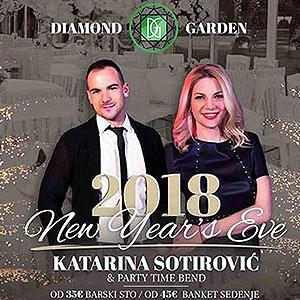 Event Centar Diamond Garden Doček Nove godine 2019