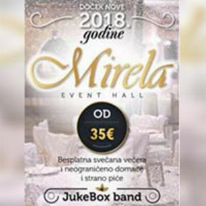 Restoran Mirela Doček Nove godine