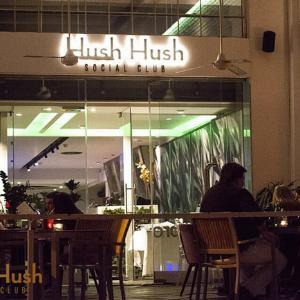 restoran Hush Hush