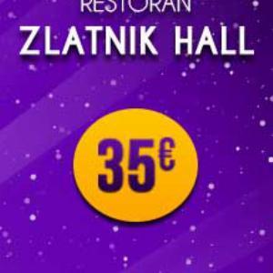 Restoran Zlatnik Hall Nova godina 2019