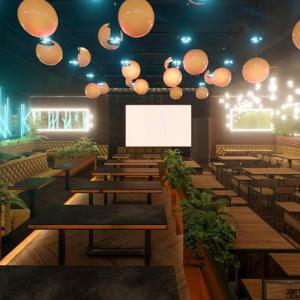 klub restoran Kabinet