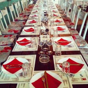 Restoran Zlatni Bokal za proslave