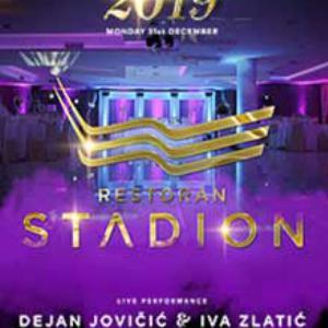 Restoran Stadion Doček Nove godine
