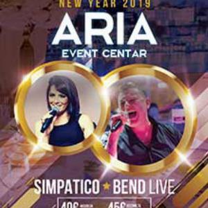 Aria Event Centar Nova godina 2019