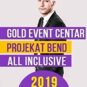 Gold Event Centar Doček Nove godine 2019