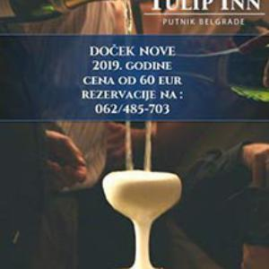 Hotel Tulip Inn Nova godina