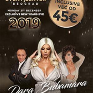 Event Centar Nera Doček Nove godine 2019