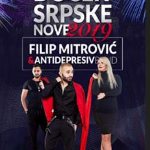 Kafana Gaučosi Srpska Nova godina 2019