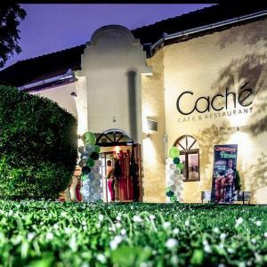Cache Beograd, restoran Cache