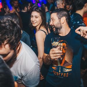 Zappa barka Beograd, Zappa barka