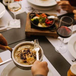 Restoran Comunale, Comunale beton hala, comunale beograd