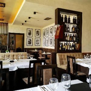 Restoran Šest topola Beograd, Šest topola