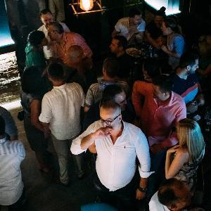 Black George Beograd, restoran Black George