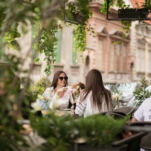 Casa Nova Beograd, restoran Casa Nova