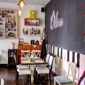 Restoran Oliva, Oliva Beograd