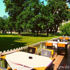 Restoran Gradska Beograd, Gradska