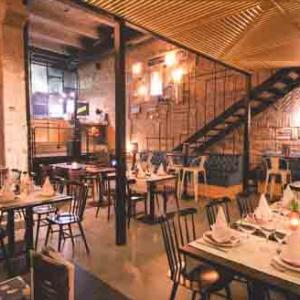 restoran magaza beton hala nova godina